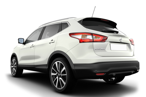 Nissan Qashqai 1.2 N-Connecta Design Pack full
