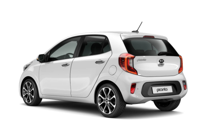 Nya KIA Picanto 1.0 Launch Edition full