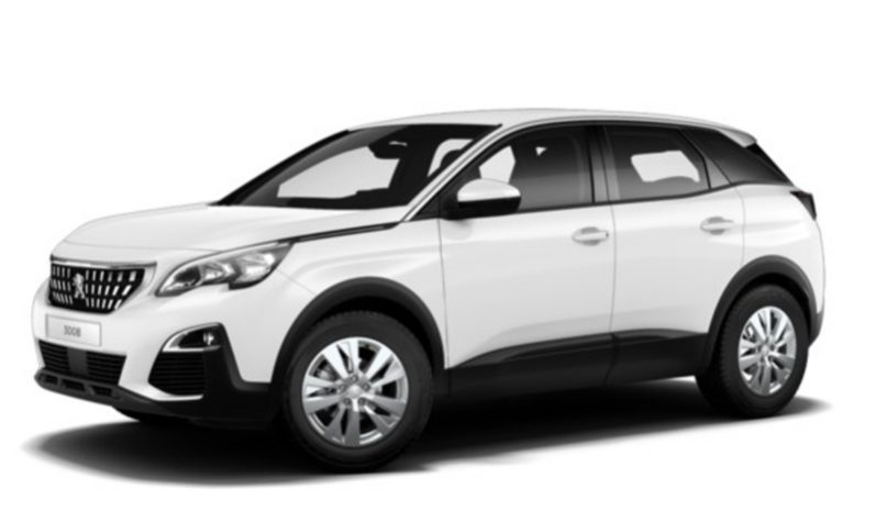 Peugeot 3008 Privatleasing