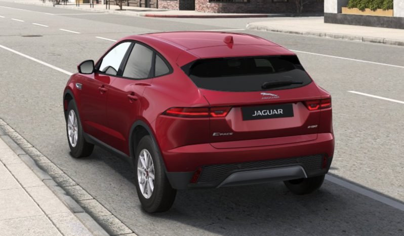Jaguar E-Pace 2.0 D full