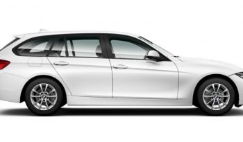 BMW 320d Touring Business Connected Edition full