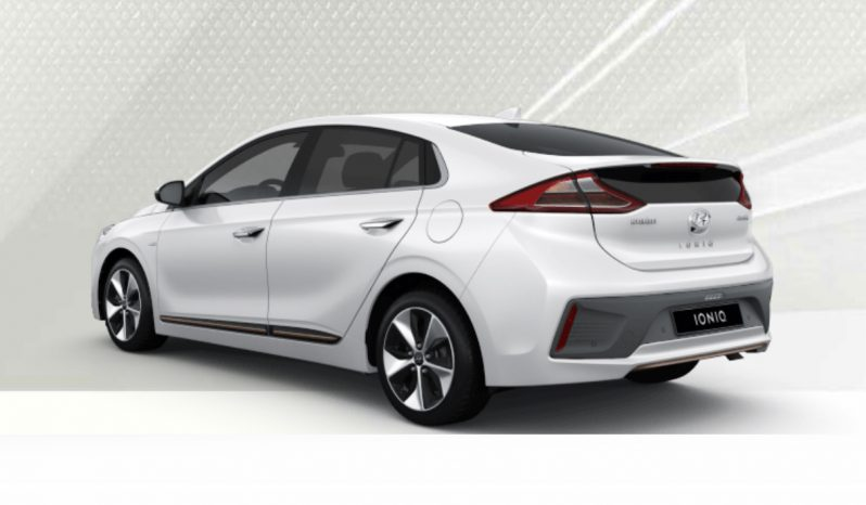 Hyundai IONIQ Electric ComfortEco full