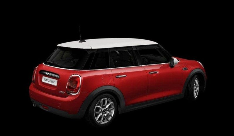 Mini Cooper 1.5 Pepper Visual boost full